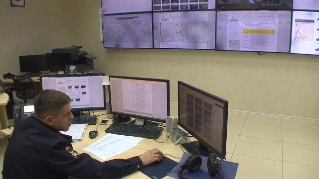«Водители под наблюдением». В Смоленске совершенствуется работа ситуационного центра ГИБДД