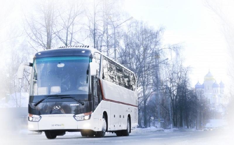 Стало известно расписание междугородних автобусов из Смоленска в новогодние праздники