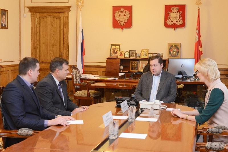 Алексей Островский: «Власти Смоленска совершенно не справляются с возложенными на них обязанностями»