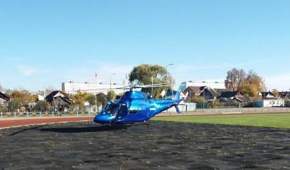 В Смоленской области за незаконный полет наказали пилота вертолета