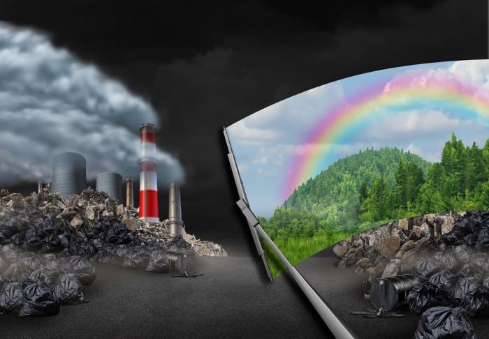 Что ухудшает экологию на планете?