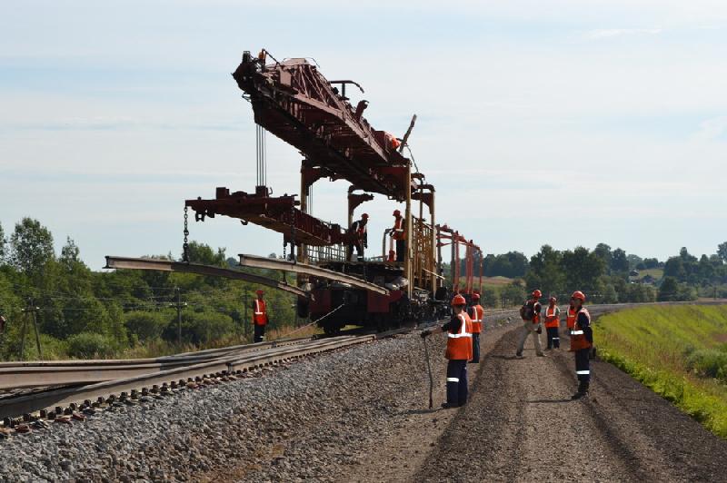 В Смоленской области в 2019 году отремонтируют более 40 км пути