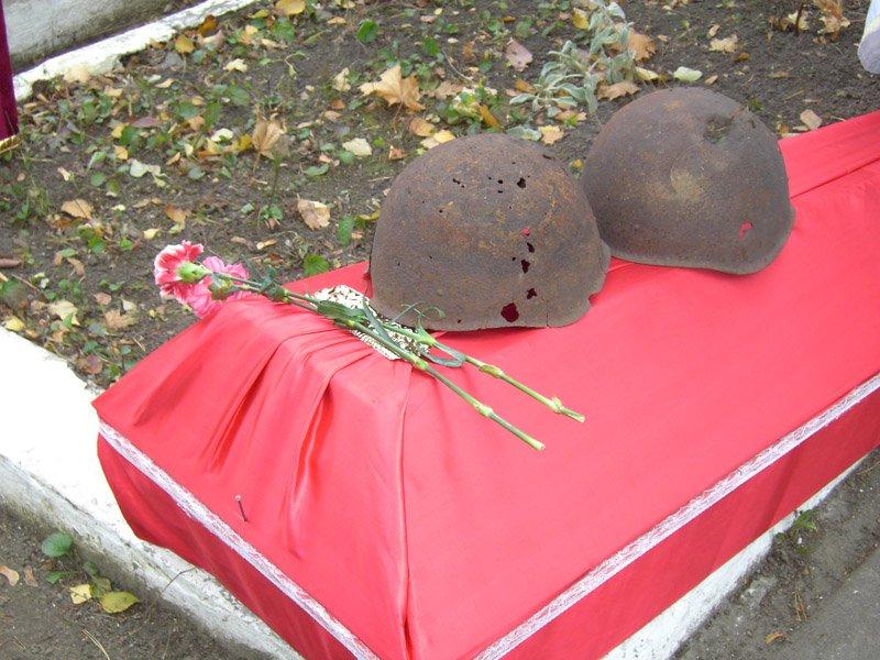 В Смоленской области разыскиваются родные бойца, погибшего в годы Великой Отечественной войны