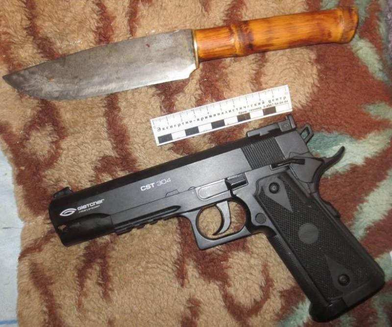 «Ударили, привязали к стулу и угрожали пистолетом». Смолянин стал жертвой разбойников