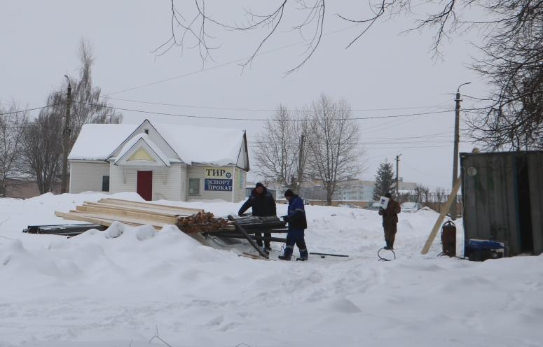 В райцентре Смоленской области построят Культурно-выставочный центр
