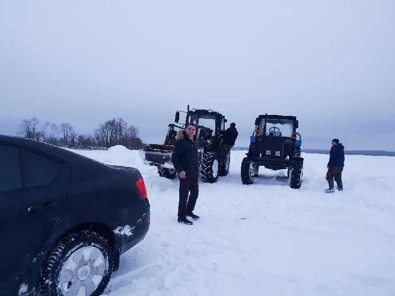 Депутат Госдумы «застрял» в Смоленской области