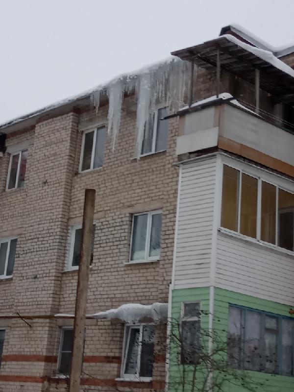 В райцентре Смоленской области опасаются взрыва газа