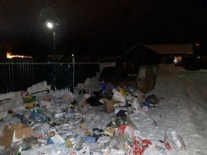 Жители Смоленской области жалуются на залежи мусора