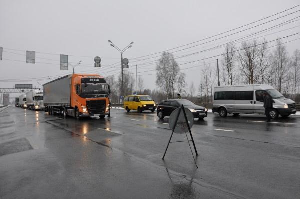 Иностранцы пытались незаконно попасть в Смоленскую область