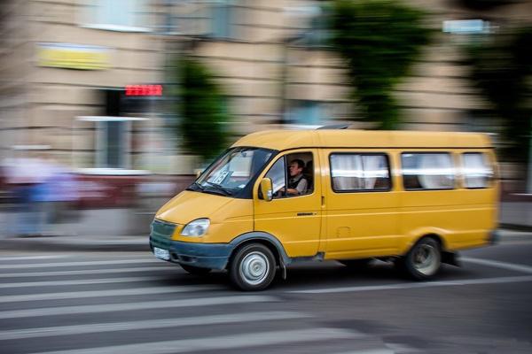 В Смоленске жалуются на сверхнаглого водителя маршрутки