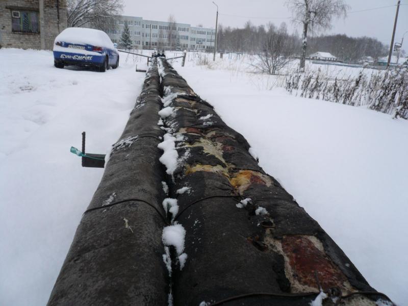 «Люди жалуются на холод». Активисты ОНФ проверили тепловые сети в райцентре Смоленской области