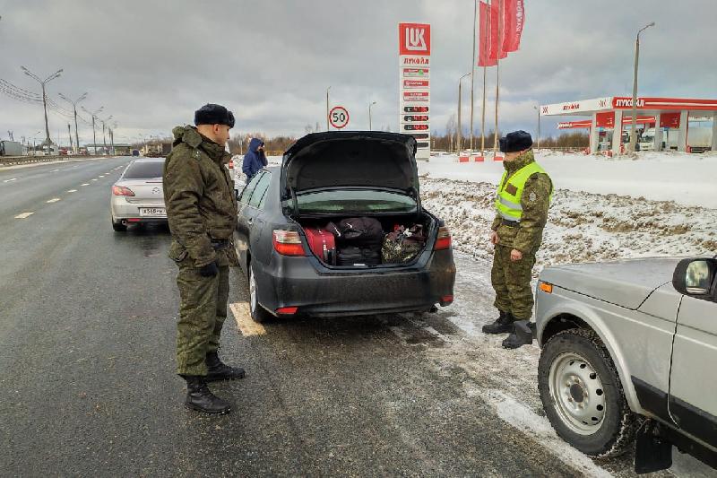 Смоленские пограничники задержали гражданку Грузии, пытавшуюся выехать из России по поддельному паспорту