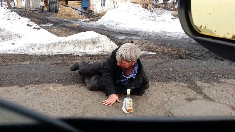 За неделю больше 350 смолян наказали за пьянство