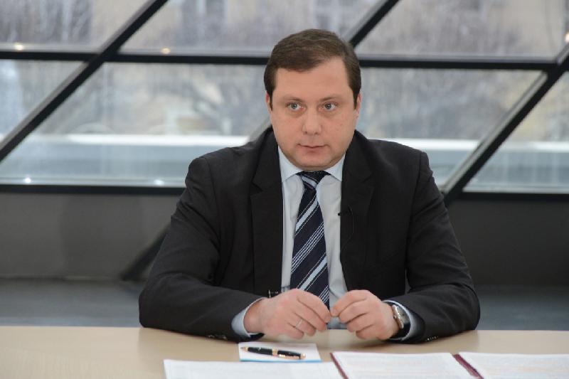 Губернатор Алексей Островский проведет деловую встречу с представителями немецкого бизнеса