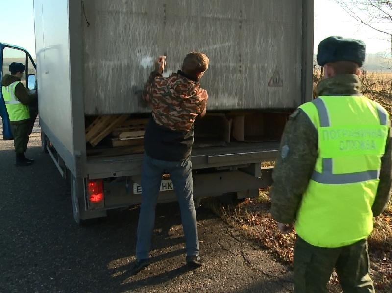 В Смоленской области создан штаб добровольцев по защите государственной границы