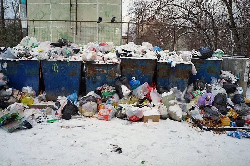 Куда смолянам жаловаться на проблемы с вывозом мусора