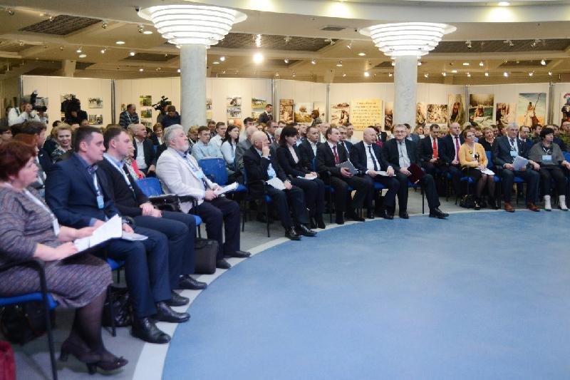 В Смоленске прошла конференция регионального отделения Общероссийского народного фронта