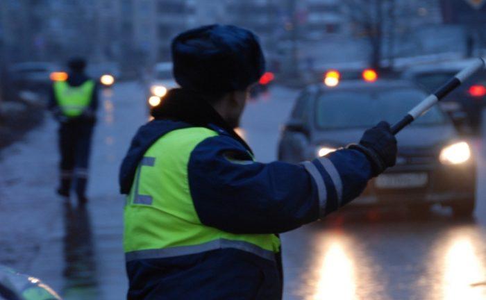 В выходные дни в Смоленской области увеличат количество нарядов ДПС