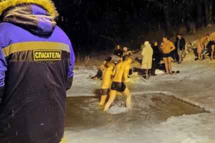 В Смоленской области определили места для крещенских купаний