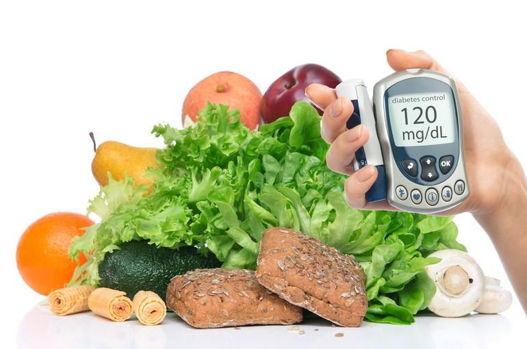 Питание при диабете типа 2