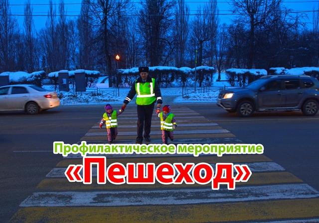 В Смоленской области пройдет профилактическое мероприятие «Пешеход»