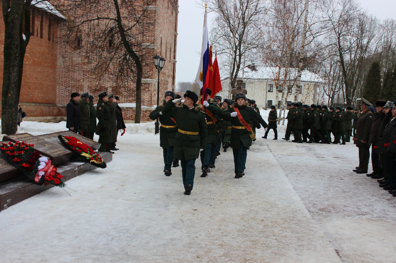 В Смоленске отметили 76-ю годовщину образования 1-й Гвардейской Краснознаменной танковой армии