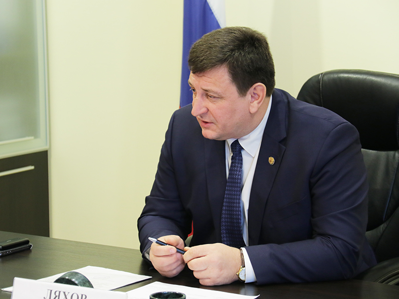 Председатель Смоленской облдумы провел прием граждан