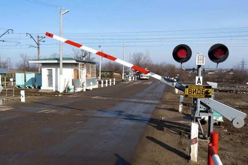 В Смоленской области на четырех переездах установят камеры фиксации нарушений ПДД