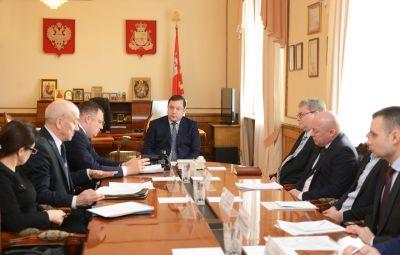 Губернатор Смоленской области держит на личном контроле вопросы экологической обстановки в Гагаринском районе