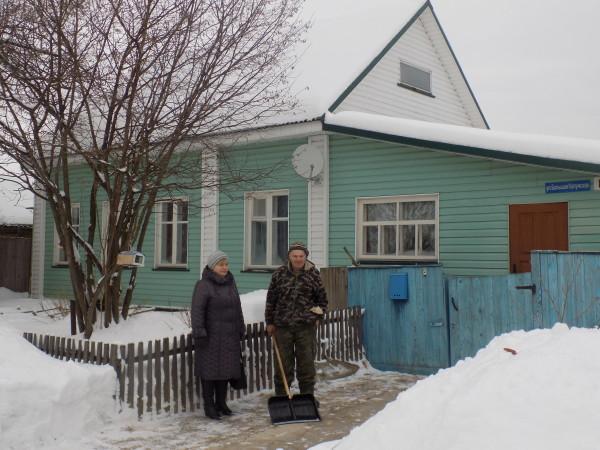 В Смоленской области сохранился дом, в котором жил Михаил Исаковский