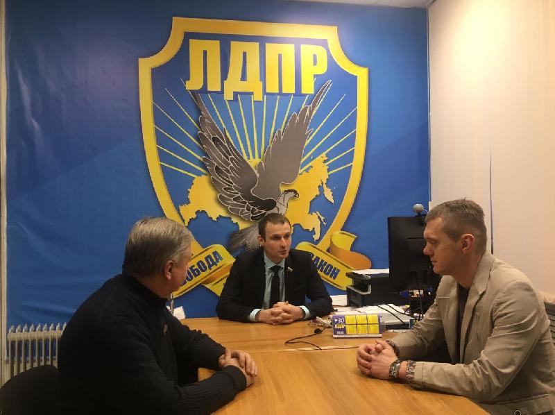 «Имеет большой опыт работы в городе». В ЛДПР определились с кандидатом на должность главы Смоленска