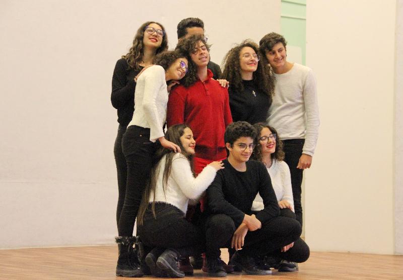 В Смоленске выступил молодёжный театр из Туниса