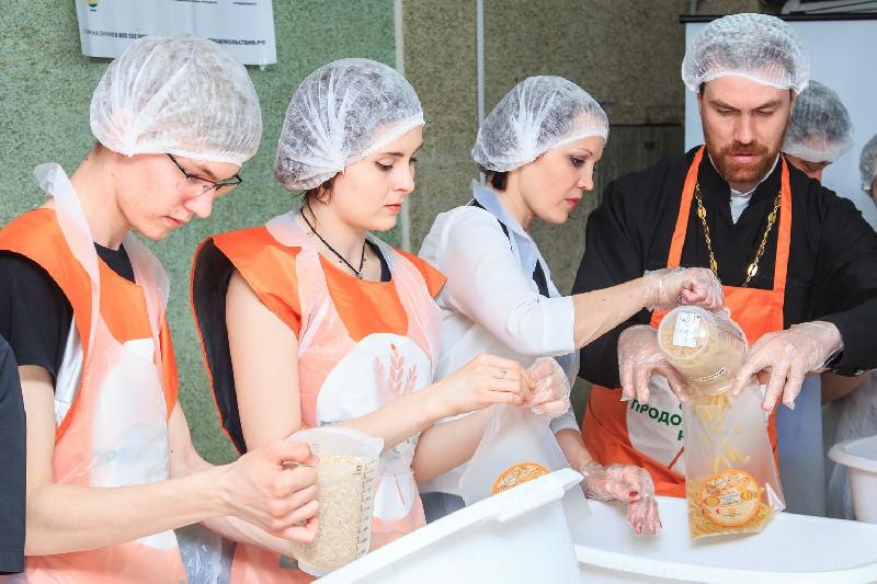 Смолян просят помочь с фасовкой еды для нуждающихся