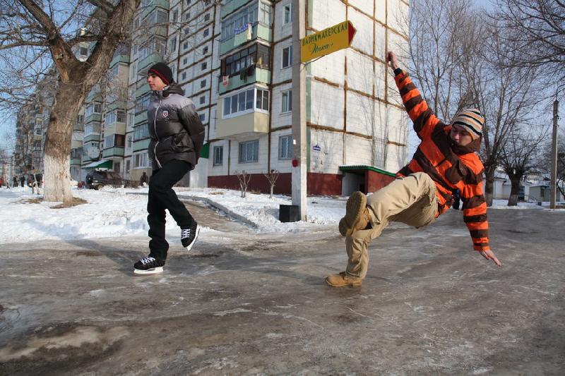 В Смоленской области объявлен «желтый» уровень опасности на 12 февраля