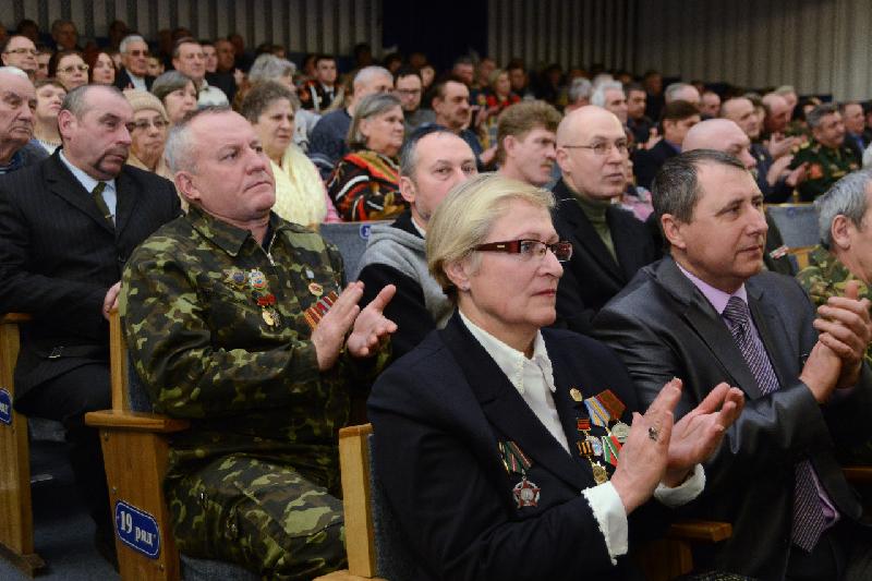 В Смоленске проходят памятные мероприятия, посвященные 30-летию вывода советских войск из Афганистана