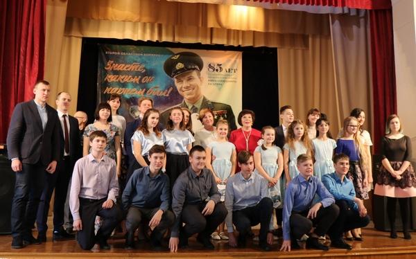 Поехали! На Смоленщине проходит творческий конкурс, посвященный Юрию Гагарину