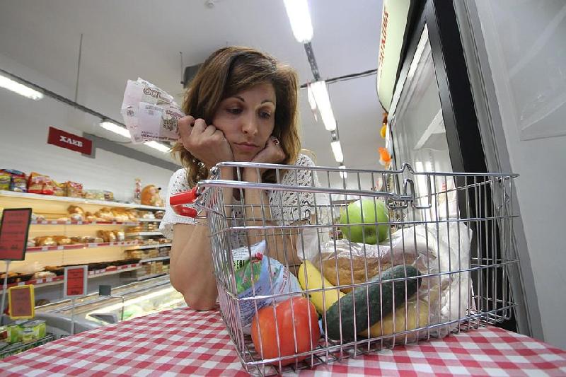 «Дорогие огурцы». Смоленскстат – о динамике цен на потребительском рынке области