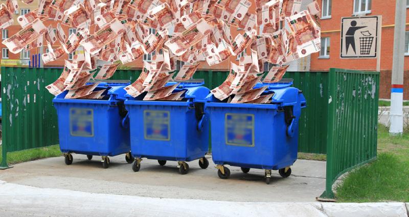 «Единая Россия» выявила новую схему обмана граждан при взимании платы за вывоз ТКО