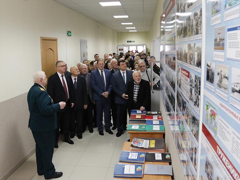 В Смоленске открылся музей воинов-интернационалистов