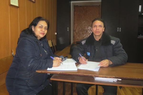 Что представитель посольства Колумбии делала в Смоленской области?