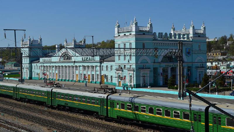 Из Смоленска в Олимпийский парк можно будет доехать на поезде