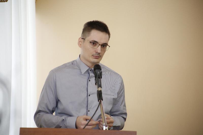 Третий кандидат на пост главы Смоленска представил свою программу