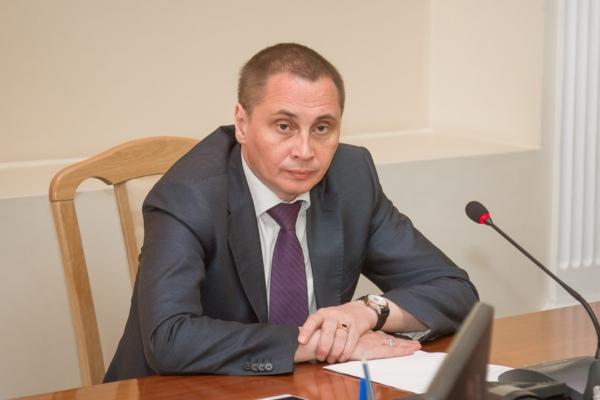 Прямая трансляция инаугурации главы города Смоленска