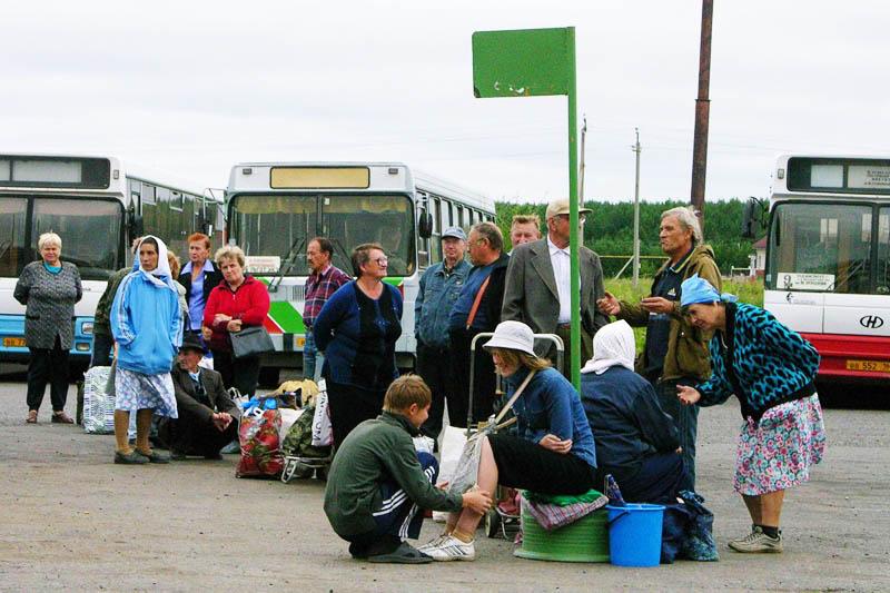 Когда в Смоленске запустят дачные автобусы