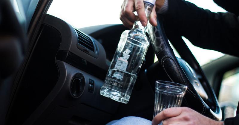 Пьяный житель Брянской области без прав разъезжал по Смоленщине