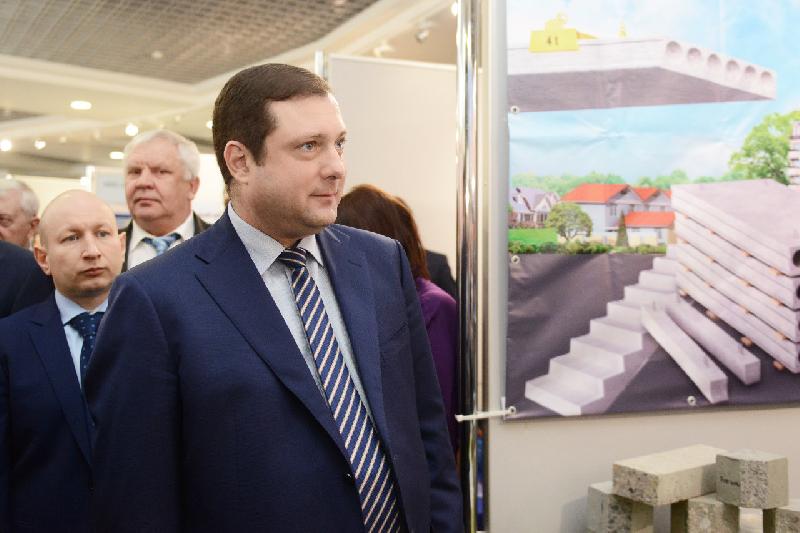 В Смоленске открылась международная строительная выставка