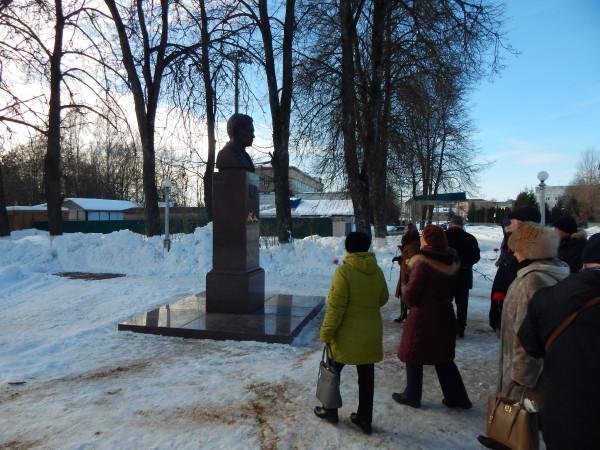 Литературную акцию памяти Александра Твардовского провели в Смоленской области