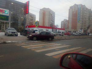 «Водитель погиб». Утром в Смоленске произошло смертельное ДТП