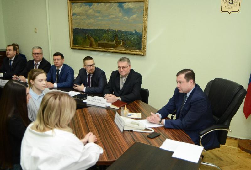 Губернатор примет участие в фестивале «Студенческая весна»
