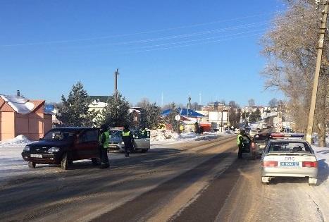 На федеральных трассах в Смоленской области четыре дня будут активно ловить нарушителей скоростного режима